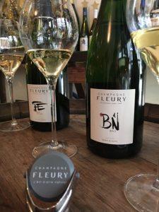 Blanc de Noirs- Champagne Fleury