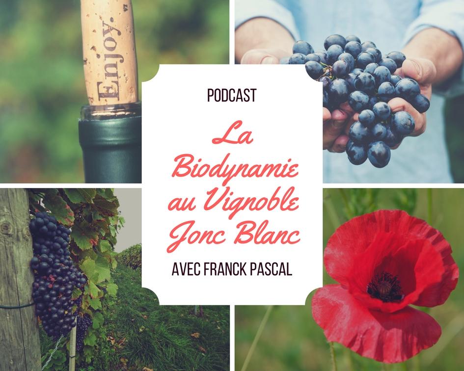 La biodynamie Jonc Blanc