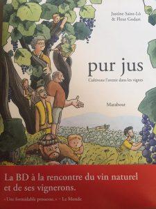 Pur Jus le livre (photo @viticycle)